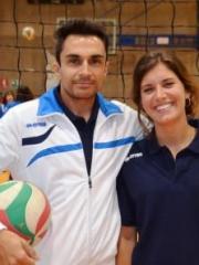 Marco Bacci e Martina Silvestri