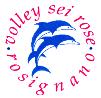 Volley6rose_logo_sfonfo